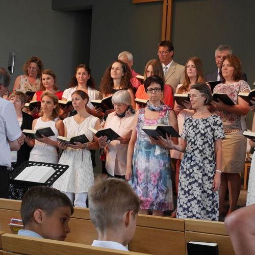 Bild zum Weblog Österreichchor-WE Bogenhofen 23.-25. Juni 2017